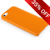 Plain surface Sublimation blanks case cover for iphone 5