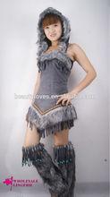 Gypsy exotic Dress ; Genie Party Costumes; sexy lady Halloween wear