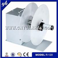Auto Sticking Label Rewinder Machine/label rewinding machine