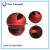 humburger bluetooth speaker rechargeable capsule bluetooth speaker ball for iphone ipod(STD-M303L)