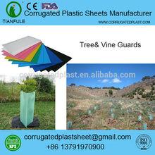 polypropylene plastic tree protective sleeve