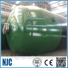 NJC HIGH ENERGY Ball Mill SAVING ENERGY 3-7% USING IN CERAMIC TILE FACTORY
