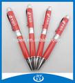 بيع مصنع جديد مباشرة 2014 أقلام حبر جاف معدنية، تصميم جديد الكرة القلم