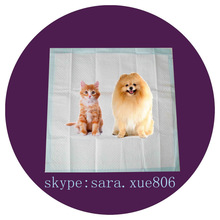 Brand simple solution long-term supplier pet puppy urine pee pad/dog cat pad/disposable pet mat made in China
