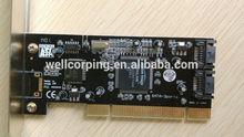 PCI Card,USB Card,PCI to 2 port Sata