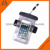 New Arrive Hot Selling Made In China waterproof bag for iphone 5s