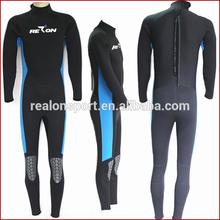 custom surfing neoprene 3mm full wetsuit