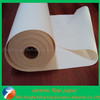 heat resistant insulation ceramic fiber paper for electrical wire