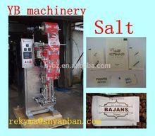5g, 10g, 100g Four Sides Sealing Sachet Salt Packing Machine /0086-13916983251