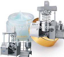 Homogenized body cream making machine, body cream lotion machine , emulsifier mixer machine for cosmetic industry
