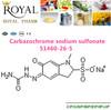 Carbazochrome sodium sulfonate 51460-26-5 C10H17N4NaO8S