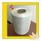 Yarn for plastic bobbin