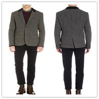 top fashion men cashmere blazer