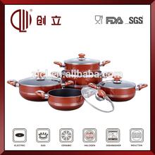 non-stick enamel cooking pot CL-S071