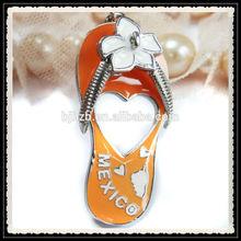 Novelty design colorful bottle opener slipper,slippers bottle opener,slipper with bottle opener
