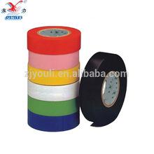 SGS Unite 2014 PVC Insulation Black Adhesive Tape
