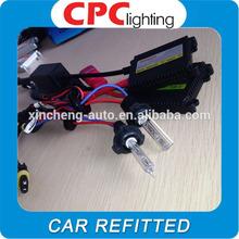 AC DC 12V 35w 55w led light car HID xenon light kit single beam hid bulb lamp light h1 h4 h7 h11 880 881 9005 9006