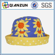 Kids Beach Sun Bucket Hat Childs Boys Girls Baby Toddler Infant Cap