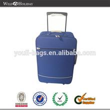 Royal Blue Classical Foldable Travelling Bag