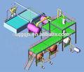 Continua tipo de máquina del purificador de aceite de aceite de la o aceite de plástico de extremo a extremo biodiesel