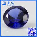Synthétique lâche sapphire gems artificielle corindon