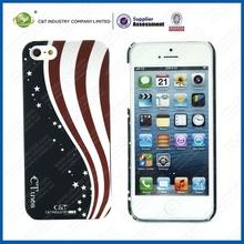 Premium Smartphone double shield case for iphone 5