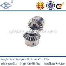 SUM type SUM4-20 JIS standard High quality gleason stainless steel miter gear