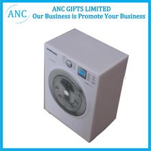 custom anti stress toy promotional pu washing machine