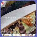 alta carta lucida con perlata goffrata artificiale cuoio del pvc per il sacchetto e la borsa