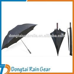 Durable Manual Open Golf Umbrella With Bag