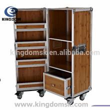 Drink Storage Cabinet / Custom Super Transport Tool Case/Road Trunks