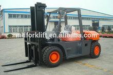 4~5Ton Four Wheel Diesel Forklift Truck