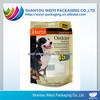 factory price custom printed pet dog food bags