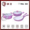 6pcs microwave cookware set