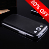 Wholesale Charming Brushed Metal Back Cover for Samsung Galaxy S3 phone case