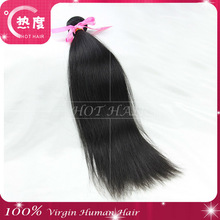 Hot Hair Highly Trend Professional Supply Long Lasting 100% Human Weaving Virgin Peruvian hair