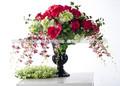 Preto vasos / vasos de plantas / fllower vaso vietnã