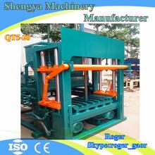 High Density Blocks QT5-20 Automatic Hydraulic Concrete Block Machines Price for Saudi Arabia