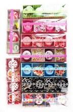 48PCS paper cupcake cup set in window box/cheap cupcake paper cups set/48pcs box packed cake cups