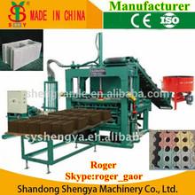 What is the price QT5-20 concrete block machine for sale small manufacturing machines block machine