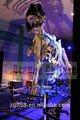 2014 orijinal boyutu dinozor fosili heykel