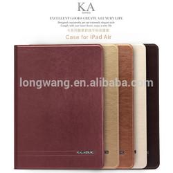 Genuine Original KALAIDENG Brand Ultra-thin Smart Sleep Wake Case Cover For iPad mini 1 2 Stand Cover For iPad mini