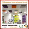 colorful noise reduction polyurethane foam sponge