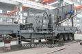 Novo design venda quente mobile crusher plant/máquina de mineração