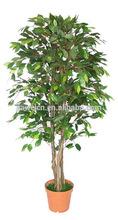 indoor plasitc ficus/benjamin tree