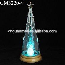 Led Lighted Walmart Christmas Tree with Angel Inside