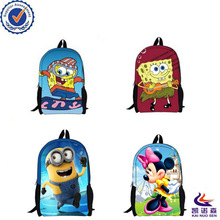 All Kinds Of Cartoon Type School Bags Factories In Yiwu