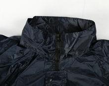 High quality polyester pvc rain coat European hot