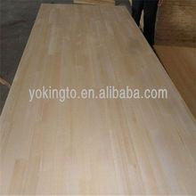 Finger joint pine wooden panel / board/ lumber