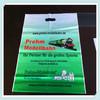 Customized printed shopping plastic bags custom logo